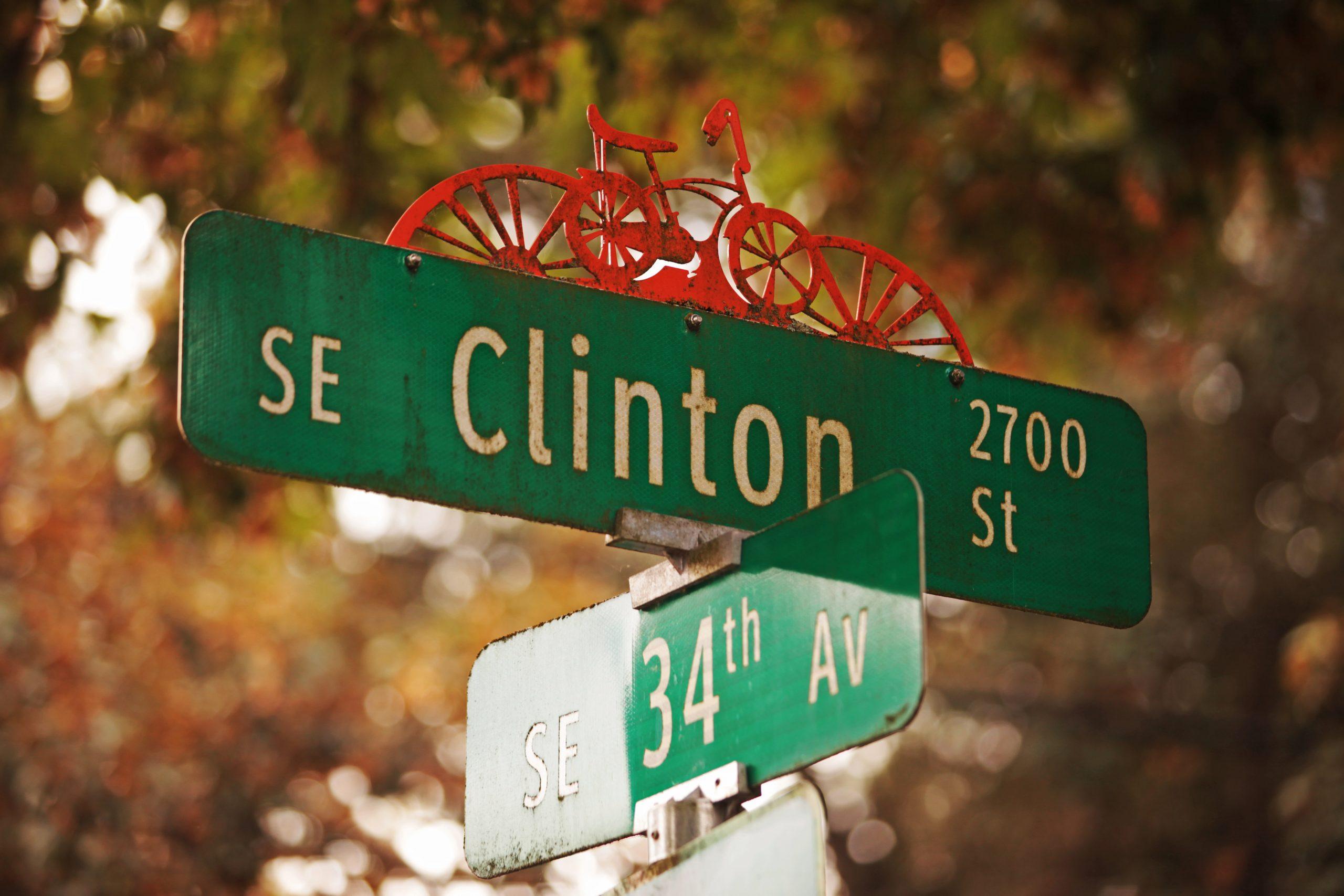 SE Clinton